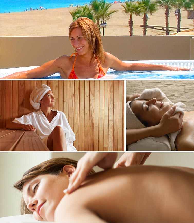 Hotel rh casablanca suit con wellness en pe scola hoteles rh for Salon zen casablanca