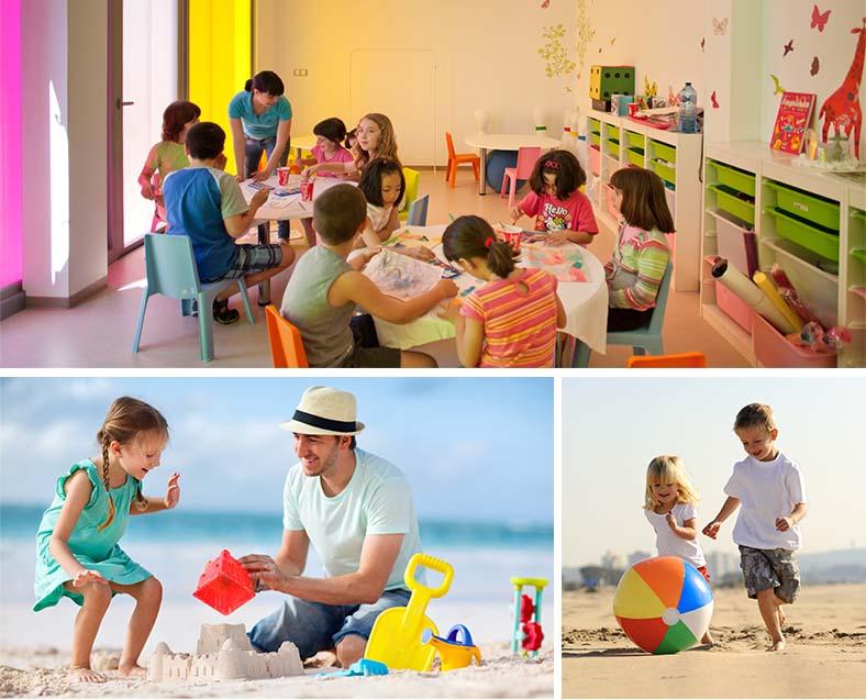 Hotel para familias en benidorm rh princesa benidorm for Oferta hotel familiar benidorm