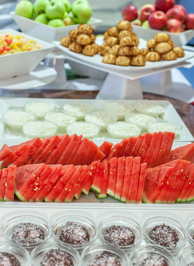 Hotel RH Royal Buffet Postres 2