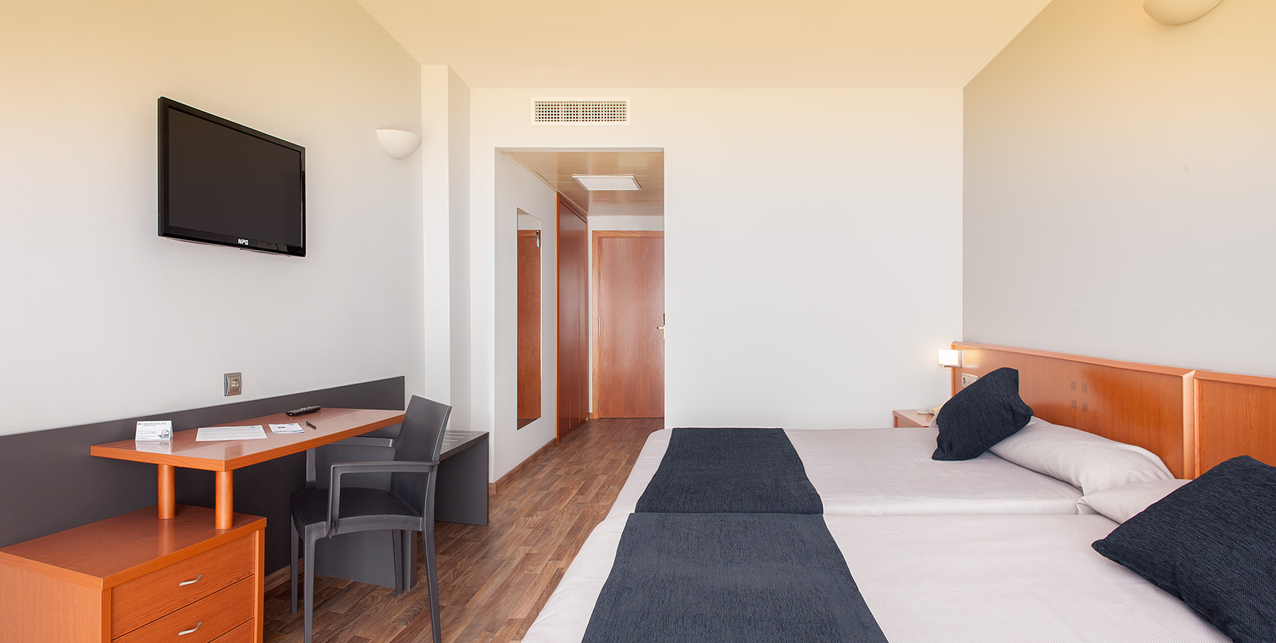 Suites y habitaciones de lujo en Barcelona Gran Hotel