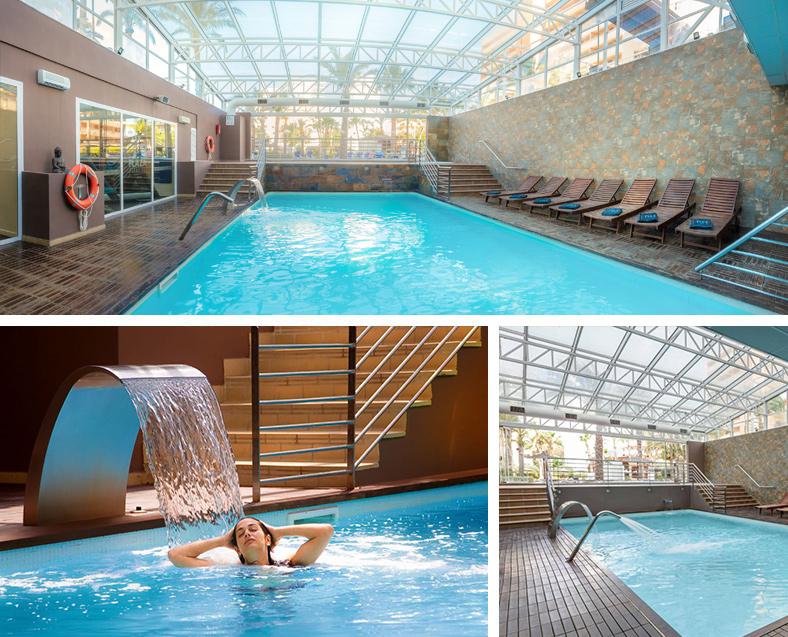 Hotel con piscina climatizada en calpe rh ifach calpe for Villas en calpe con piscina