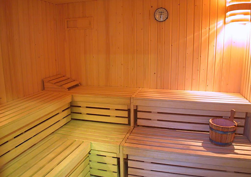 Hotel RH Royal sauna