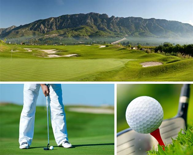 Golf en Club La Galiana